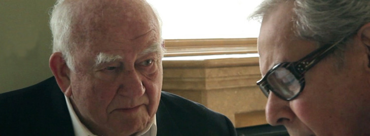 Opening Night Event - Oxymorons | Short Film: Good Men | Q&A With Ed Asner & Mark Rydell